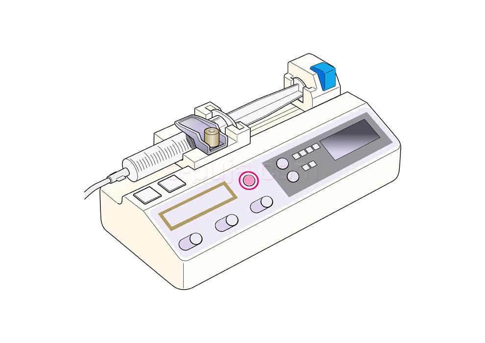医療機器-シリンジポンプ_1211